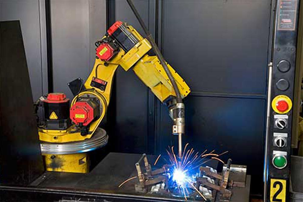 robotic mig welding